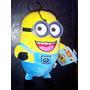 Minion Ojos 3d Bob 30cm, Cantan Banan´s Song
