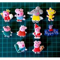 Peppa Pig Jibbitz & Pins Crocs Usa 4 X $150