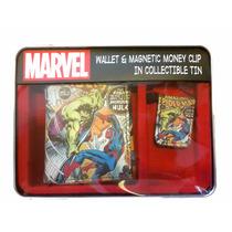 Billeteras De Marvel !!! Originales !!!