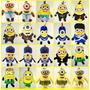 Minions Personajes De La Peli, Cantan Bananas Song! 23cm