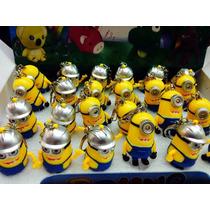 Hot!! Llavero Minions Y Peppa Pig Con Luz Y Sonido!!