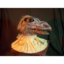 Muñeco Latex, Skeksis The Dark Crystal , Tipo Puppet, Fx,
