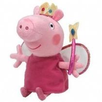 Peluche Peppa Pig 25 Cm Hada De Los Dientes Con Música