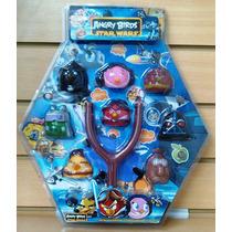 Muñecos Angry Birds C/chifle X 8 C/gomera Oferta!!!