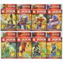 Ninjago 2 - Set Completo X 8 Mini Figuras - Marca S Y