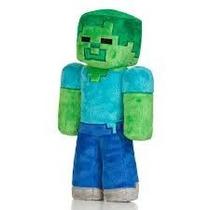 Minecraft Peluche Zombie 20 Cm