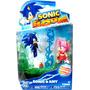 Figuras Sonic & Amy De Sonic Boom - Minijuegosnet