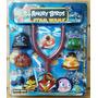 Muñecos Angry Birds Starwars Chifles X 4 Con Gomera Oferta!!