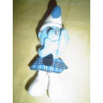 Muñeco De Los Pitufos.
