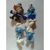 Muñecos Los Pitufos Mcdonalds
