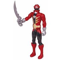Power Ranger Super Megaforce Red Ranger Bandai La Horqueta