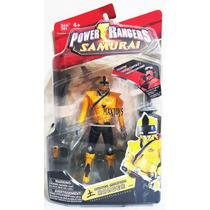 Power Rangers Samirai Yellow En Blister