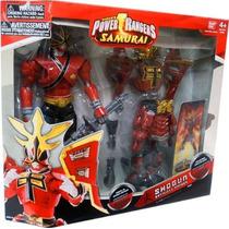 Power Rangers Shogun Ranger Fire Juguetería El Pehuén