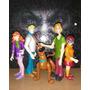 Scooby Doo! Set Por 5 Figuras Lord Toys