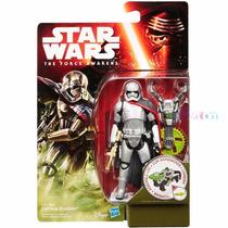 Star Wars El Despertar Fuerza Captain Phasma Articulado