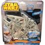 Nave Star Wars Millennium Falcon Vuela ! - Minijuegosnet