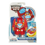 Playskool Transformers Rescuebots Heatwave Fire Facil Armado