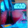 Star Wars Kylo Ren Shuttle Hotwheels Blister Cerrado