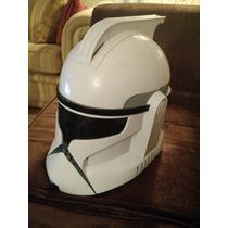 Casco De Clone Trooper Hasbro Original