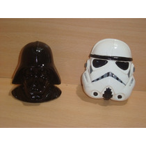 Star Wars Darth Vader Y Clone Trooper