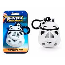 Stormtrooper Llaveros Angry Birds Star Wars Peluches Wabro