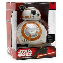Bb-8 Star Wars Movimienmto Y Sonidos Orig Disney Store Usa