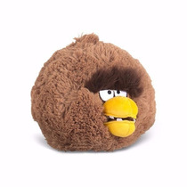 Chewacka Angry Birds Star Wars Peluche 13 Cm. Sonido Filsur