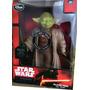 Fig Star Wars Yoda Habla Frases Orig Espada Luz Mueve Rostro