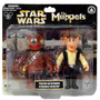 Star Wars Muppets Fozzie Chewbacca - Link Han Solo