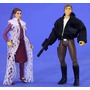 Star Wars- Leia Y Han Solo Tpotf2 Loose, Kenner