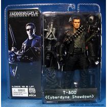 Terminator 2, T 800, Cyberdyne Showdown, Neca Cerrado