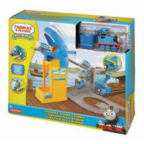 Thomas Tren Take-&-play Circuito Del Tiburon Bunny Toys