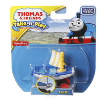 Thomas Take N Play Skiff Jugueteria El Pehuén