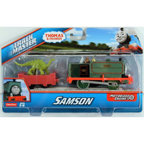 Tren Samson Trackmaster A Pila. Thomas&friends Fisher Price