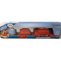 Tren Mike Trackmaster A Pila. Thomas&friends Fisher Price