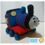Muñeco Amigurumi Locomotora Thomas