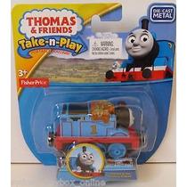 Tren Thomas&snakes Metalico. Thomas&friends Fisher Price