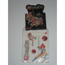 Retro Plancha Stickers Thundercats 1985
