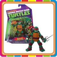 Muñecos Tortugas Ninja -12cm - Originales - Mundo Manias