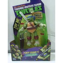 Tortugas Ninjas Leonardo Envio Sin Cargo Caba