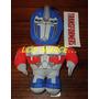 Transformers Optimus Prime Bumblebee Peluche De Tela 20 Cm