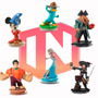 Disney Infinity Figuras Personajes Original Ps3 Wii Xbox