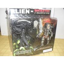 Alien Predator Neca Depredador Vs Alien Nuevo ! Articuladas