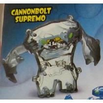 Muñeco Ben 10 Ultimate Alien Cannonbolt Supremo Mc Donalds
