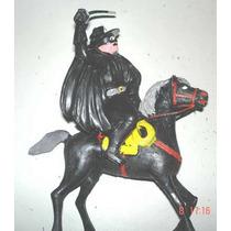Jinetes A Caballo Retro Zorro Indio Granadero Coleccion1972
