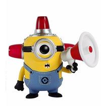 Funko Despicable Me Movie Fire Alarm Minion Pop! - Swtoys