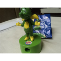 Tabaluga Coleccionable Dragon Verde Burger King