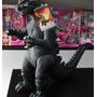 Muñeco Articulado Godzilla Dinosaurio - Tamaño Grande 30 Cm