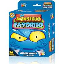 Monstruo Favorito - Juego Cartas - Juego Playa - Collectoys