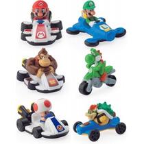 Super Mario Kart Mc Donalds 2015 Nuevos X Unidad